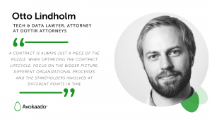 Contract Lifecycle Management Otto Lindholm